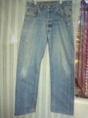 リーバイス501色落ちジーンズアメリカ製