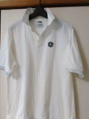 白 半袖ポロシャツ 綿100 定形外250