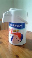 母乳研究をいかした雪印ネオミルク象印マホービン2.2l�当v@瓶2.2リットル