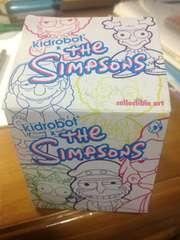 ハワイ購入kidrobot × the simposonsフィギュアシンプソン