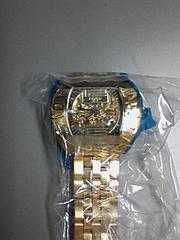 コグ、自動巻き時計