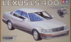 1/24 タミヤ LEXUS LS400
