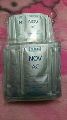 NOVノブACウォッシングフォーム洗顔料サンプル