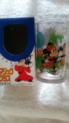 ディズニーマジックグラスミッキーミニードナルドデイジー未使用箱入ファンタ