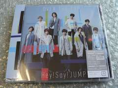 新品/Hey!Say!JUMP/OVER THE TOP【初回限定盤2】CD+DVD/他に出品
