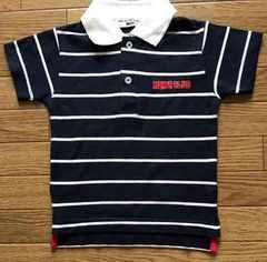 81■MEN'S CLUB MINI 半袖 ポロシャツ 100cm 切手払い可能
