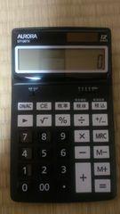 電卓 12桁 �A