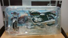 ★中型バイクメモリアル★スズキGS400E(黒)★未使用