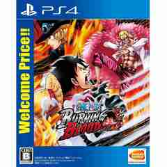 PS4》ONE PIECE BURNING BLOOD [177000503]