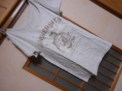 earth*アイボリーTシャツM*クリックポスト164円