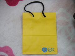 ALBA ROSA ショップ紙袋