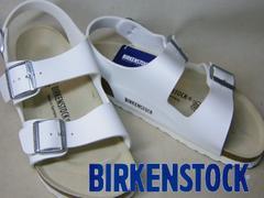 ビルケンシュトック新品MILANOミラノ034731白40