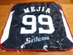 埼玉西武ライオンズ2016 ミニタオル 99 エルネスト・メヒア選手 埼玉ユニ ガチャ 未開封