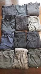 メンズ  アウター パンツなど 仕事着に  まとめ売り