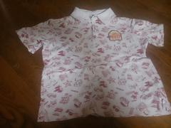 130 TKSAPKID 白のシャツ