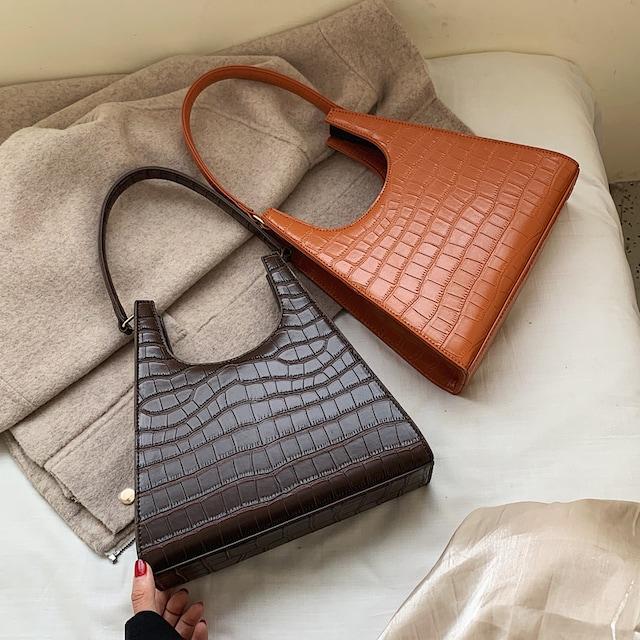 TB83即決 新品 バッグ レザー ダークブラウン マイケルコース サマンサ 好きに < 女性ファッションの