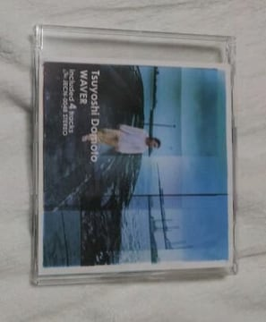 WAVER Tsuyoshi Domoto 堂本剛  2ndシングル ORIGINAL COLOR