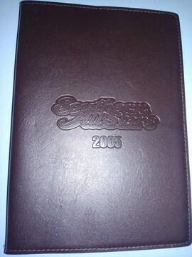 サザンオールスターズ2005年スケジュール帳未使用品