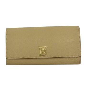 ◆新品本物◆バーバリー HALTON 2 長財布(BE)『8018939』◆