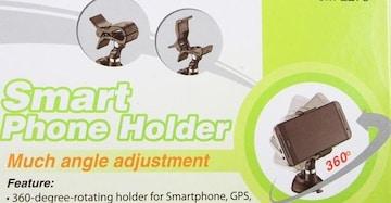 ホルダースマートフォンiphone ホルダー 大型吸盤付