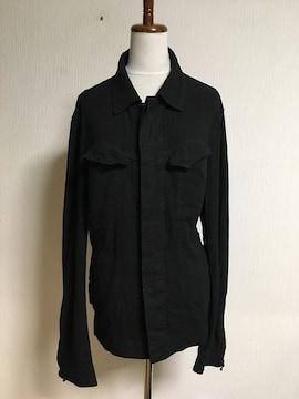 定価34560円 SRIVER スリヴァー シャツ ブルゾン ジャケット