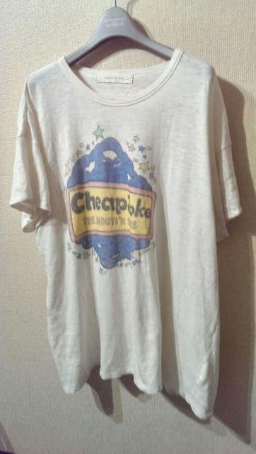 インパクティスケリー ルーズTシャツ S  < ブランドの