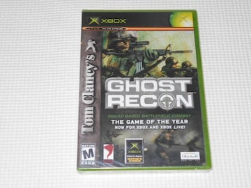 xbox★Tom Clancy's GHOST RECON 海外版