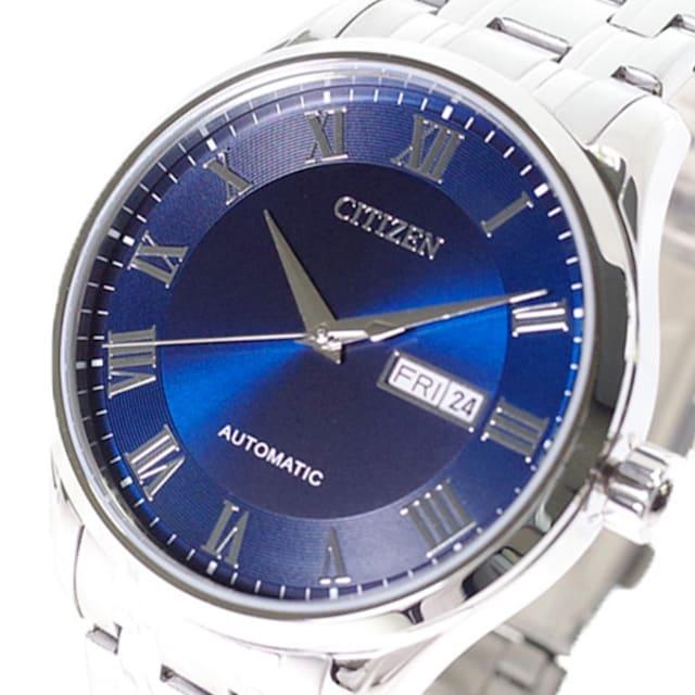 シチズン  腕時計 メンズ NH8360-80L 自動巻き  < ブランドの