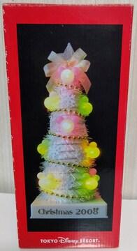 ☆TDR購入 25周年記念 Merry Christmas2008 クリスマスツリー☆