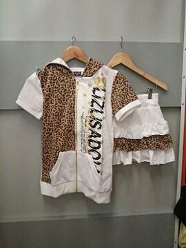 LIZ LISA doll☆夏にぴったりセットアップ
