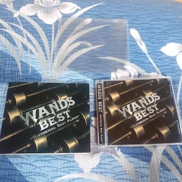 WANDS ベストヒストリー アルバム/ ベスト CD アルバム