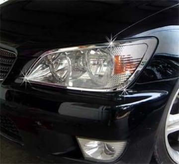 トヨタ ヘッドライトリング アルテッツア IS200