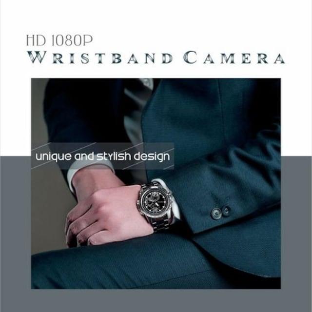 腕時計カメラ 隠しカメラ HD高画質小型ビデオカメラ < 家電/AVの