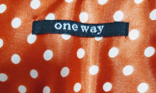 ワンウェイ*one way*ファーティペット*まふらー < ブランドの
