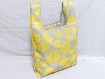 モス限定買い物に…(レジ袋の削減に)★コンパクトに収納*エコバッグ