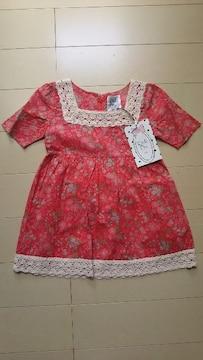 タグ付新品★Little Me couture/リトルミークチュール 95-100cm ワンピース 子供