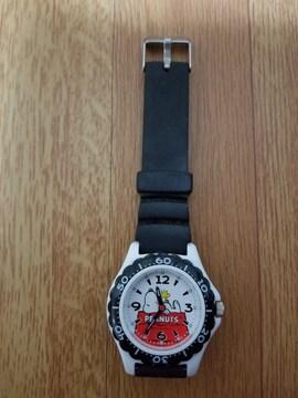 アナログ腕時計スヌーピー  中古美品