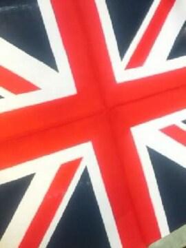 新品◆バンダナ◆英国旗◆UK柄◆bandanna◆