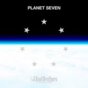 即決 初回仕様盤 三代目 J Soul Brothers PLANET SEVEN +DVD2枚