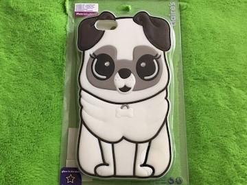 claire's iPhone 6plus/6Splus お目々キラキラわんちゃんカバー