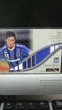 2007 加地亮 ジャージカード