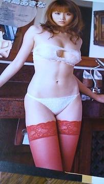 青島あきな複数のグラビア雑誌からの切り抜き