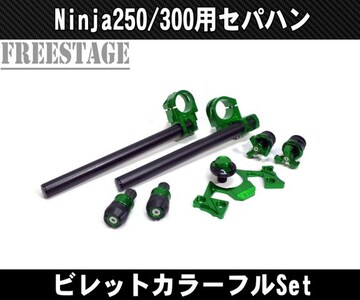 カワサキ NINJA ニンジャ 250R 300R (13-16) セパハン