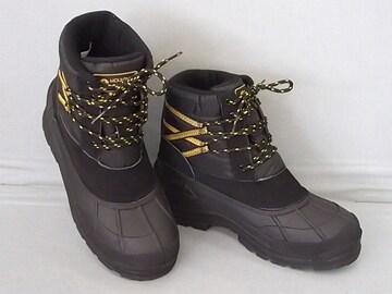 マウンテンヴィレッジ BB-1020 ブラック Lサイズ 防水ブーツ