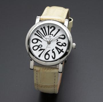 アモーレドルチェ レディース腕時計AD18303-SSWHIV