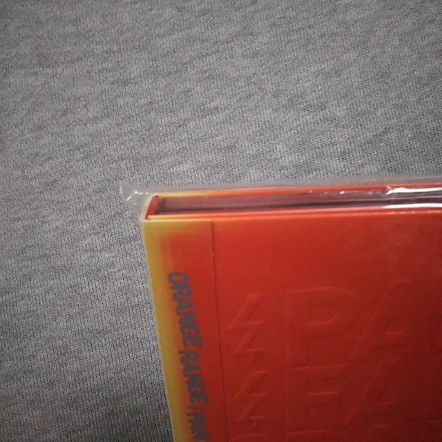オレンジレンジ PANIC FANCY 初回限定盤 CD+DVD < タレントグッズの