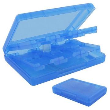 ブルー 3DS/DSI用 カードケースNEW 3DS / NEW 3DSXL/3DS / DSi/D