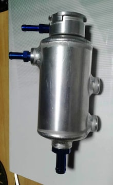ラジエターリザーブタンク 未使用 FD3S RX-7  表面傷あり!