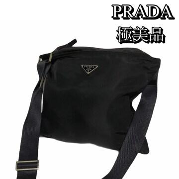 SALE★正規品 PRADA プラダ ショルダーバッグ ナイロン