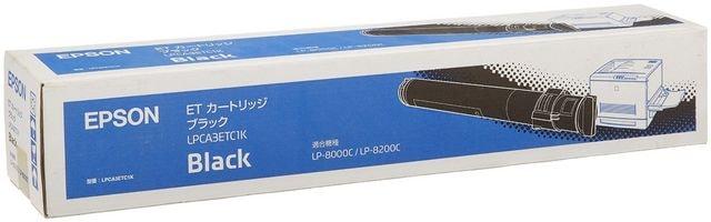 ☆EPSON カラーレーザープリンタ用トナーカートリッジ(黒)  < PC本体/周辺機器の